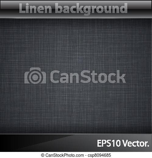 Linen texture. - csp8094685