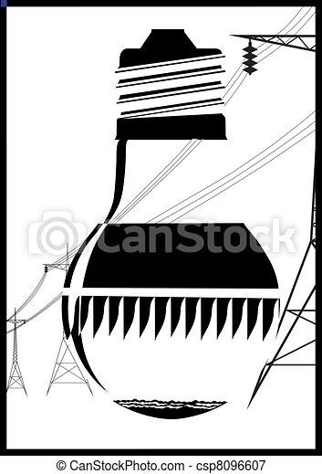 Electricity - csp8096607