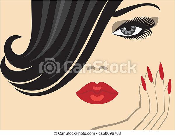 makeup - csp8096783