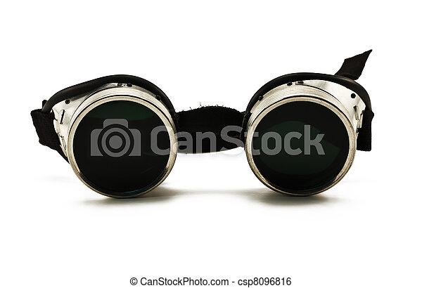Protective eyewear glasses - csp8096816