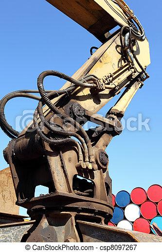 hydraulic device - csp8097267
