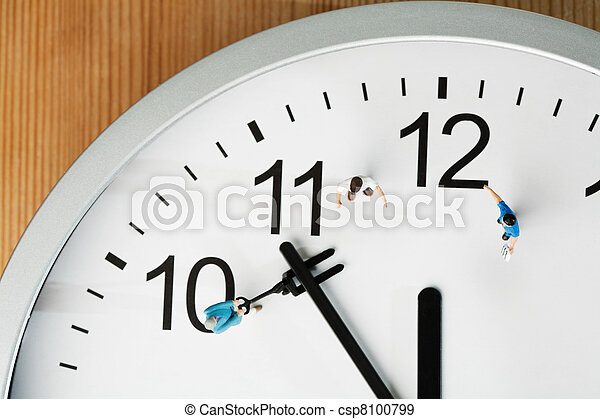 Countdown To Midnight And New Year