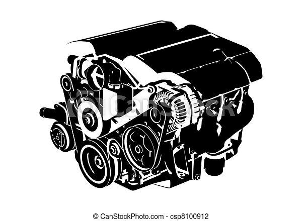 Vector engine - csp8100912