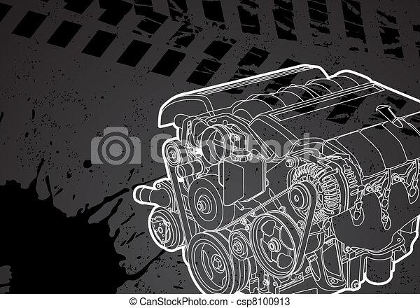 Vector engine - csp8100913