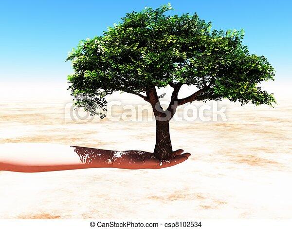 tree - csp8102534