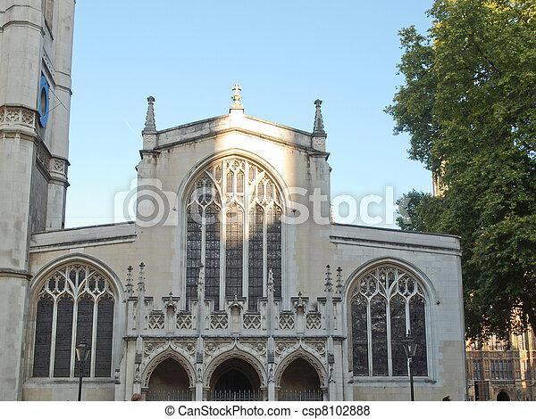 St Margaret, London - csp8102888