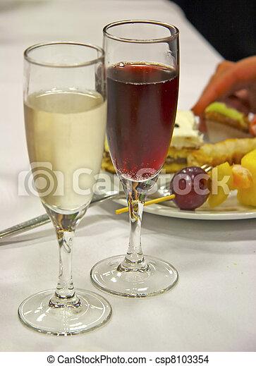 Wine - csp8103354