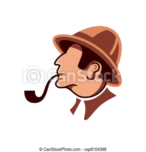 Private detective profile - csp8104398