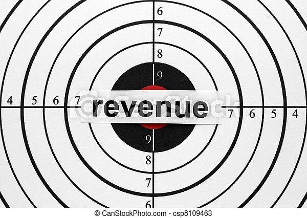 Revenue target - csp8109463