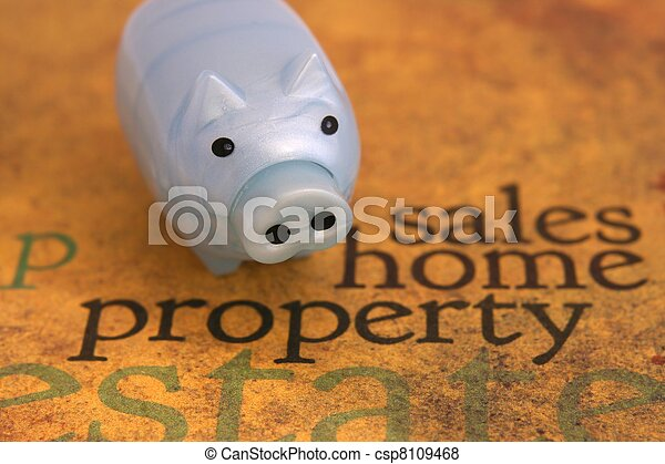 sales home property - csp8109468