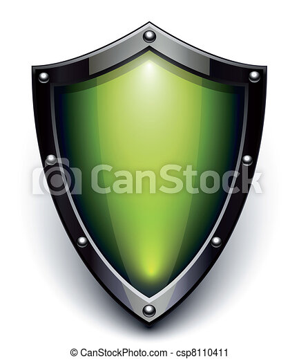 Green security shield - csp8110411
