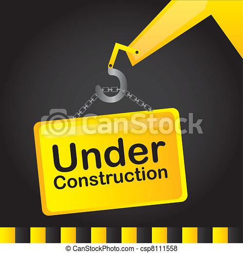 under construction - csp8111558