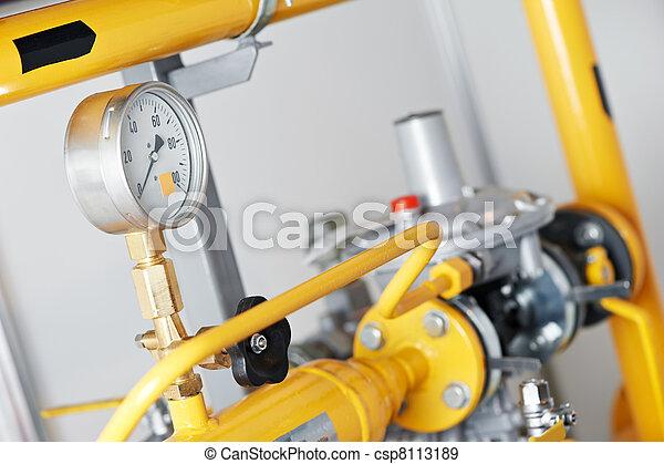 Heating system Boiler room equipments - csp8113189