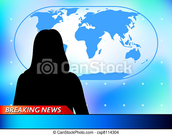 Breaking news - csp8114304