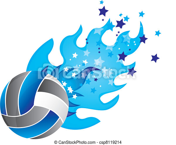 volleyball - csp8119214