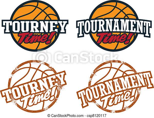 Basketball Tournament Graphics - csp8120117