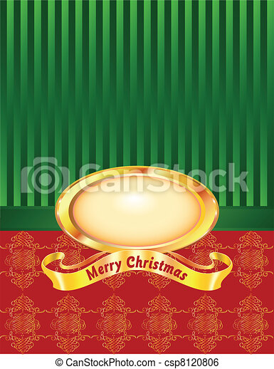 Christmas Pearl with Pinstripe - csp8120806