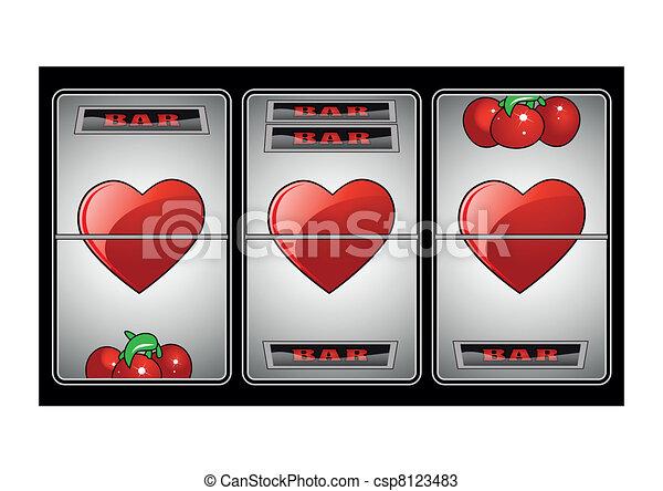 slot machine - csp8123483