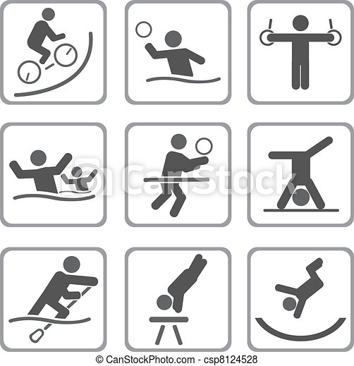 Sports - csp8124528