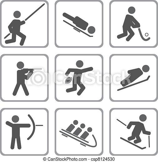 Sports - csp8124530