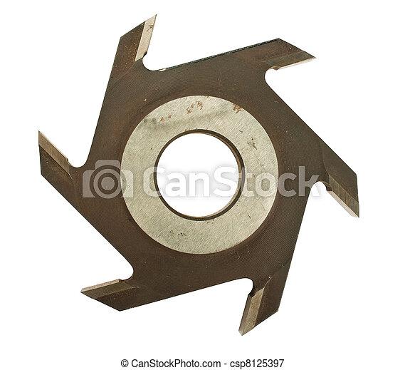 Metallic milling cutter - csp8125397