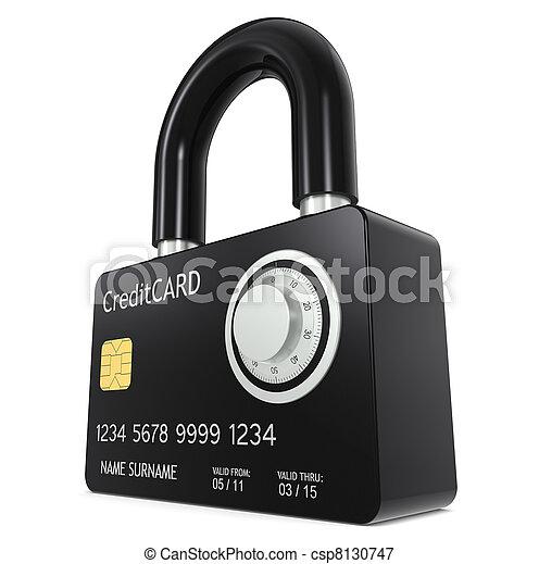 Secure online payment. - csp8130747