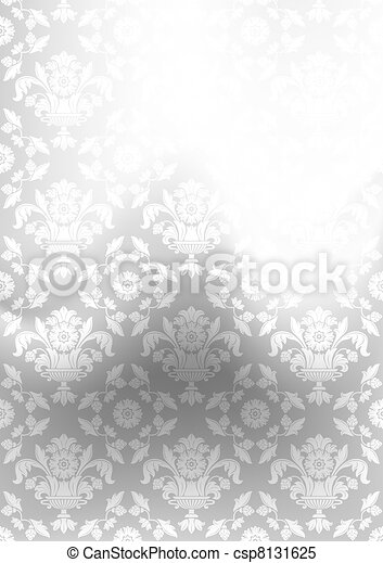 Background blur, ornament backdrop gray, gradient mesh - csp8131625