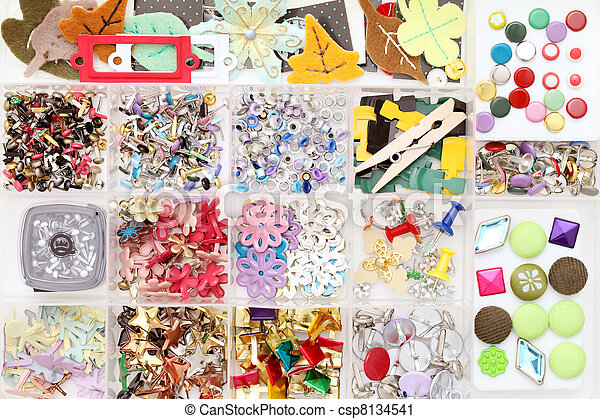 mestiere, materiali - csp8134541