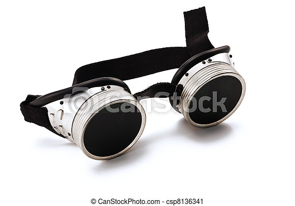Protective eyewear glasses. - csp8136341