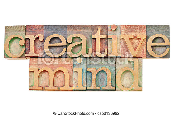 creative mind - csp8136992