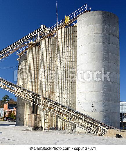 Cement Plant - csp8137871