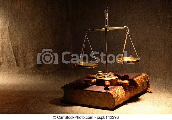 Code Of Laws - csp8142396
