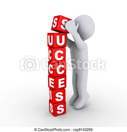 Building the success blocks - csp8143269