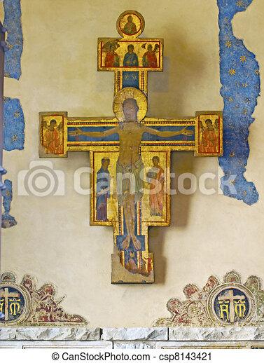 Crucifix - csp8143421