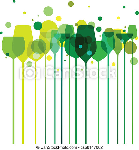 Colorful Party Drinks - csp8147062