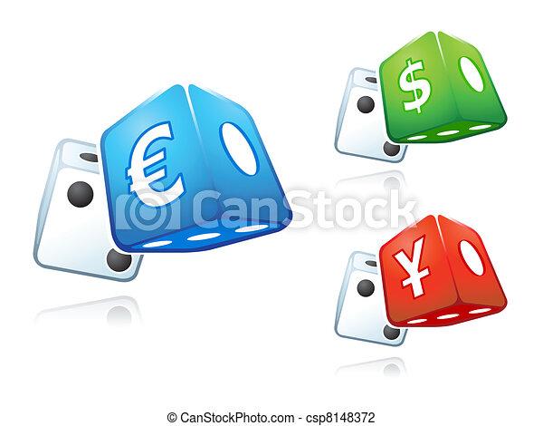 Cash dices - csp8148372