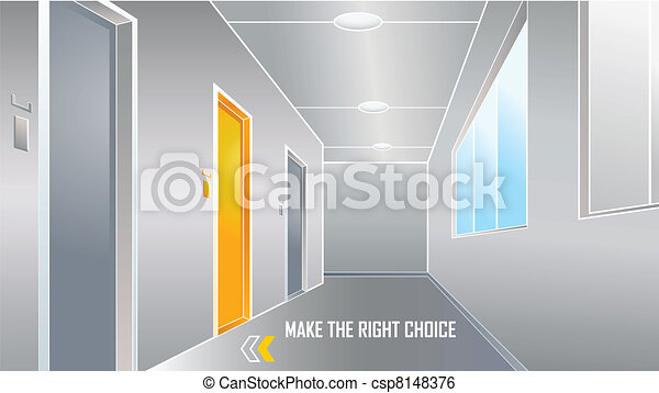 Make the right choice - csp8148376