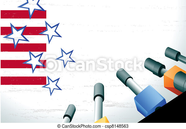 USA press conference - csp8148563