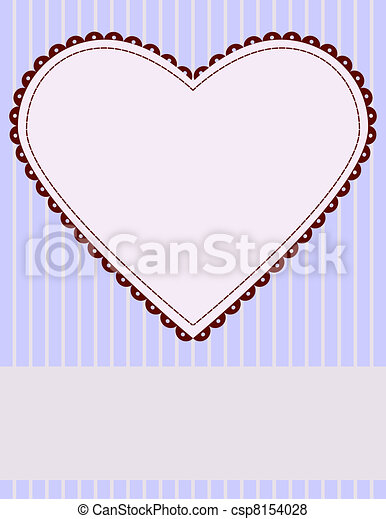 Valentines Day Stationary - csp8154028