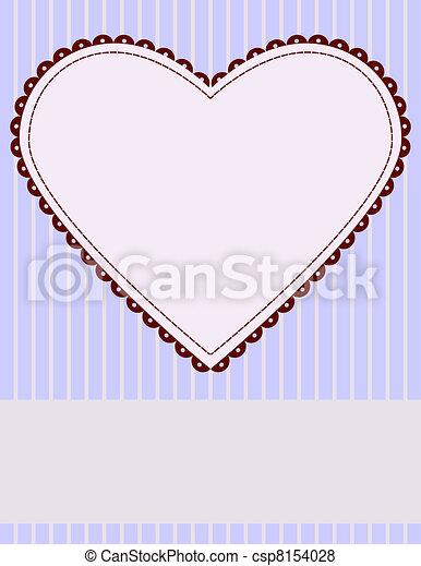 Valentines Day Stationary - csp8154028