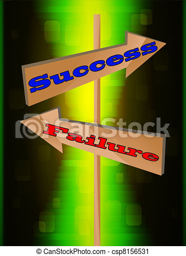 Wood arrows success and failure - csp8156531