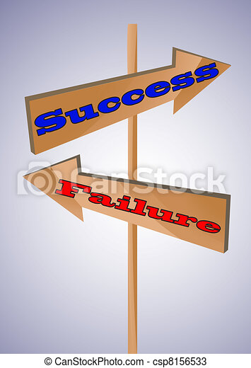 Wood arrows success and failure - csp8156533