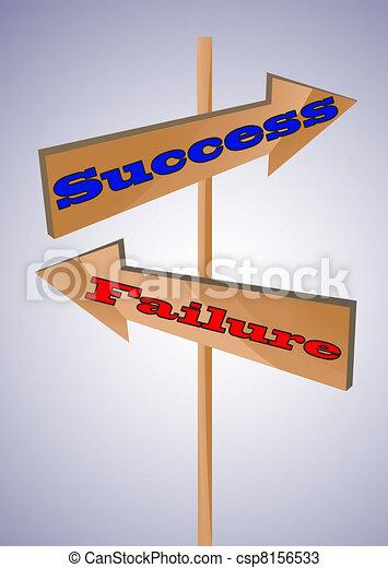 Wood arrows success and failure - csp8156533