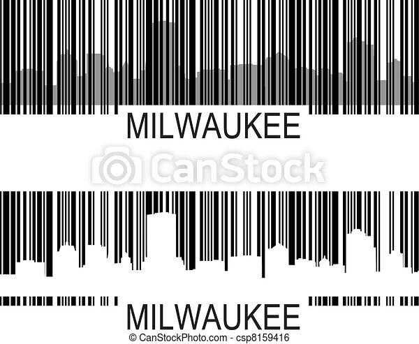 Milwaukee barcode - csp8159416