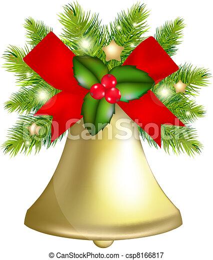 Xmas Bells - csp8166817