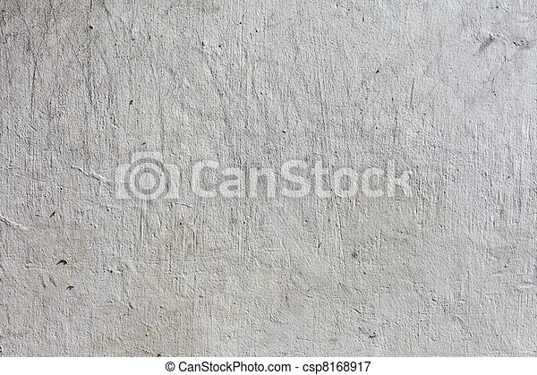 Grunge cracked concrete wall - csp8168917