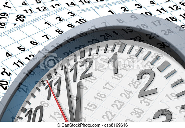 Deadlines and time - csp8169616