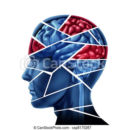 Mental disorders - csp8170287