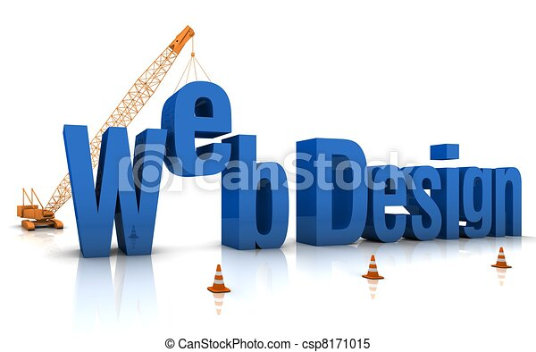 Web Design - csp8171015