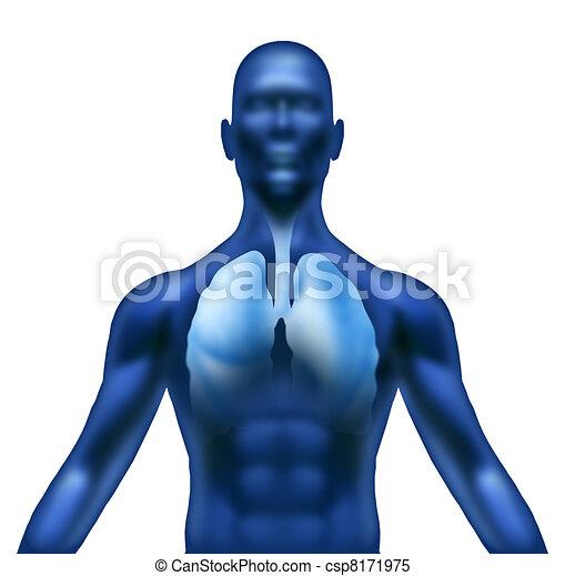 Cold flu cough sinus and congestion symptoms - csp8171975